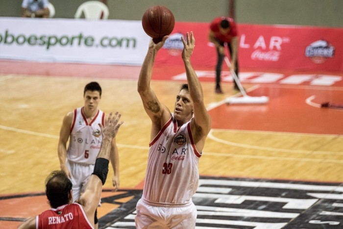 Felipe, do Basquete Cearense