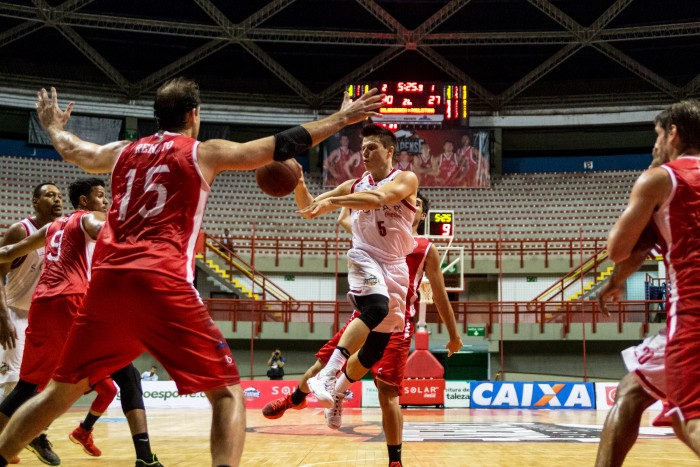 Davi Rossetto, do Basquete Cearense