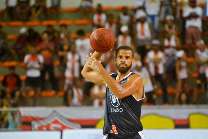 Bruno José, da Liga Sorocabana