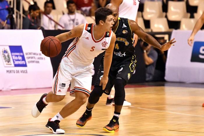 Ricardo Fischer, do Flamengo