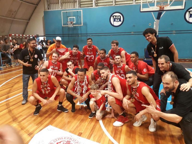 Paulistano campeão Pinheiros