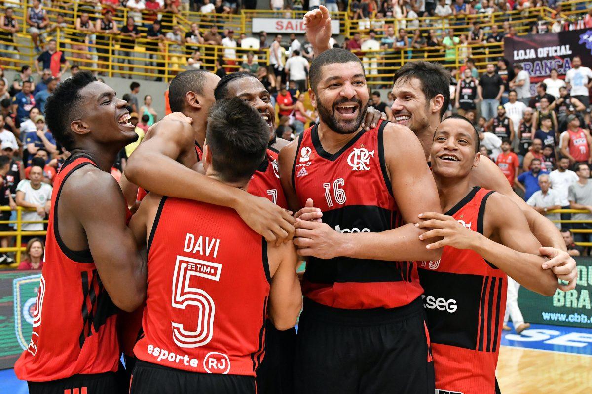 Flamengo  nova página na história – Liga Nacional de Basquete ba18689009f69