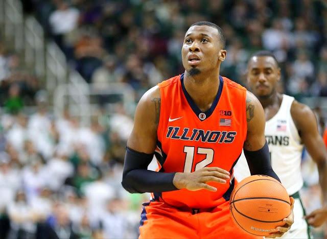 Leron-Black-Illinois-Basketball-NCAA